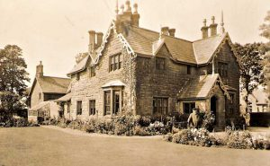 photo of old vicarage